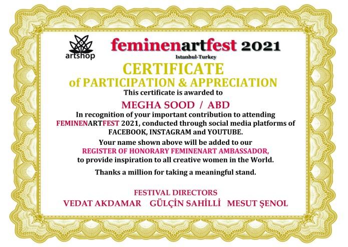 Feminen_Certificate